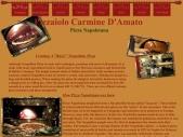 Carmine D'Amato : Pizza Napoletana : Neapolitan Pizza Lessons