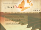 Optimal Pterras - progressive power rock trio