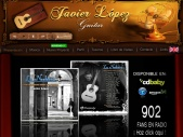 Javier López - Guitar -