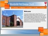 Moundsville First Christian Church