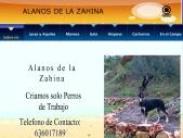 ALANOS DE LA ZAHINA