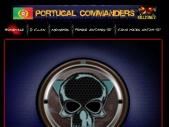 PORTUGAL COMMANDERS