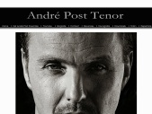 André Post Tenor :::www.andrepost.com:::The official website of the Dutch tenor André Post