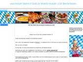 ::: www.recepten-beieren.nl ::: Gratis de lekkerste recepten uit de Beierse keuken.