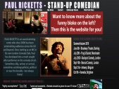 Paul Ricketts Comedian
