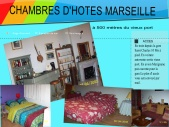 CHAMBRES D HOTES MARSEILLE
