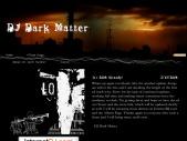 DJ Dark Matter