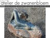 Trudy Steegh, atelier de Zwanenbloem