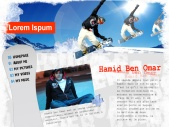 Oficcial Website Of Hamid Ben Omar