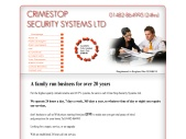 CRIMESTOP SECURITY SYSTEMS LTD ALARMS FROM ONLY £199.00 WITH IN 48HRS TEL: 01482-864995