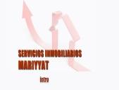 INMOBILIARIA MARIYYAT en El Toyo y Retamar