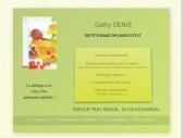 Cathy DENIS Diéticienne