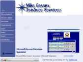 Mike Breaux Database Services