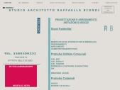 studio arch. raffaella biondi