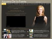 Página Web Oficial de Azucena De La Fuente