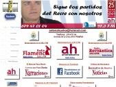 Nueva Web AntenaHuelvaRadio