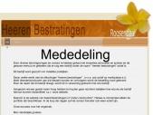 Heeren Bestratingen Roosendaal