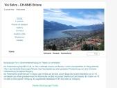 Ferienwohnung Brione-Locarno