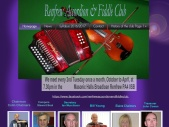 Renfrew Accordion and Fiddle Club