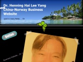 Dr. henning Hai Lee Yang´s China/NorwayBusiness Site