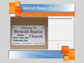 Beracah Baptist Church of Union County