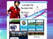 Stage foot et futsal Academie Française de Foot  en France et à l'étanger