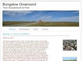 Bungalow Groenoord Texel
