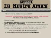 Welkom bij La Nostra Amica