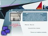 AEG (Avenir Electrique Gerzatois) travaux d'électricité, plâtrerie, peinture.