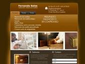 Fernando Sales. Restauracion artesana de muebles y antigüedades. Vila-real / Villarreal - Castellon  (Comunidad Valenciana)