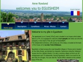 Welcome to our gîte in Eguisheim