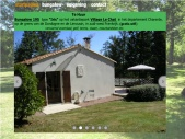 Vakantiehuis Frankrijk, Vakantiehuis Dordogne, village le chat