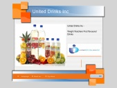 United Drinks Inc - Weight Watchers Fruit Flavoured Drinks