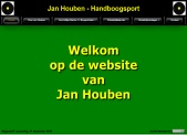 Jan Houben Handboogsport