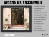 NEGOZIO B.B. REGGIO EMILIA