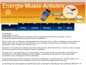 Energie Music Artistes