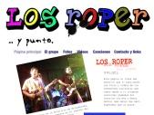 página web de los roper
