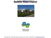 Bodmin Road Church - Touching heaven, changing earth